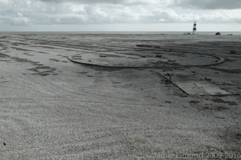 'Purgatorium VI' (A.W.R.E site, Orford Ness, Suffolk) JL (2012)