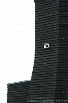 'Black beacon' (Orford Ness, Suffolk) JL (2012)