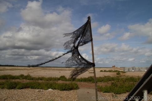 'Purgatorium IV' (A.W.R.E site, Orford Ness, Suffolk) JL (2013)