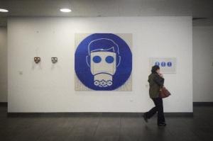 In exhibition - Waterfront building, Ipswich