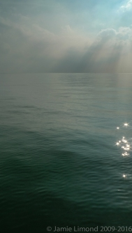 'Dead Calm' (off the Isle of Wight) JL (2014)
