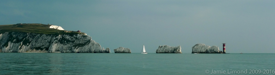 Untitled (off the Isle of Wight) JL (2014)
