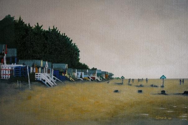 Wells-next-the-sea Beachhuts (2008)