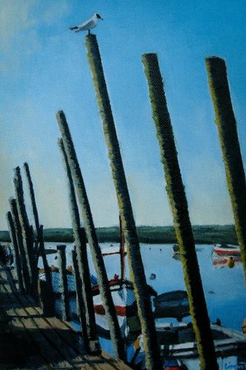 Blakeney Wharf (2008)