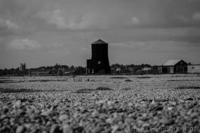'Black beacon II' (Orford Ness, Suffolk) JL (2012)