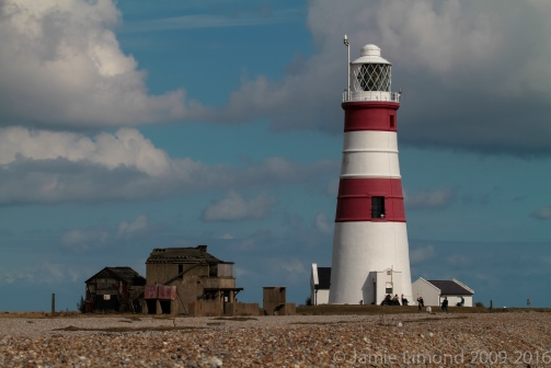 'Lighthouse' (Orford Ness, Suffolk) JL (2012)
