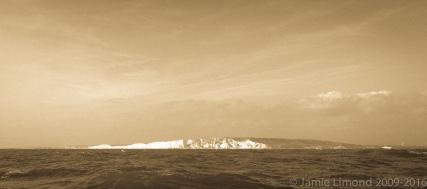 Untitled (Sussex cliffs) JL (2014)