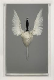 Damien Hirst (2008) 'The Immaculate Heart – Sacred'