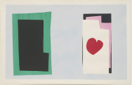 Henri Matisse (1939) 'Le Coeur'